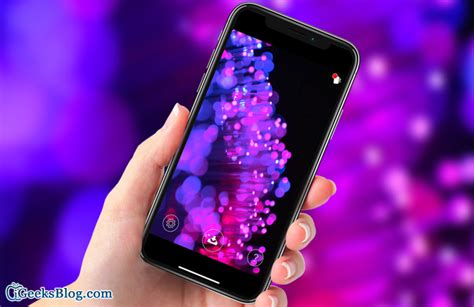 best live wallpaper app best live wallpaper apps for iphone x iphone 8 and