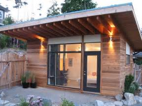 jetson green modern eco shed on bowen island