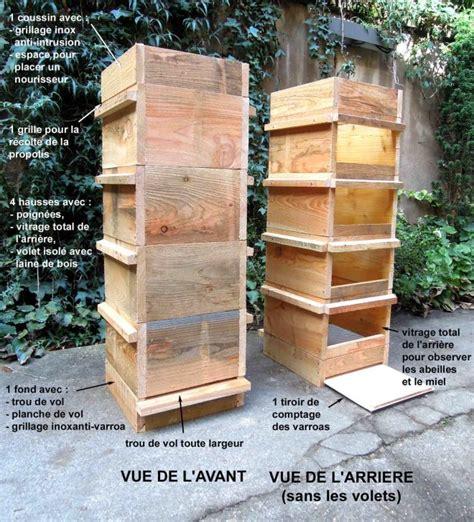 Installation D Une Ruche by R 233 Seau De Permaculture D Alsace Tutoriel Plans Et Kit