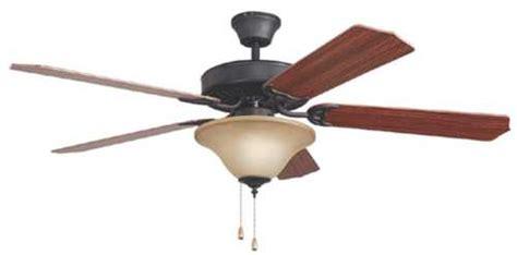 bala ceiling fans bala 283015 52 quot ceiling fan with light kit