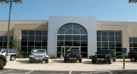 Crown Chrysler Jeep by Automotive Renier Construction