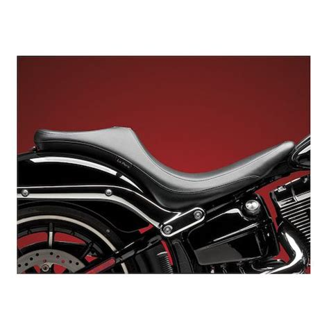 harley breakout seat replacement le pera villain seat for harley softail breakout 2013 2017