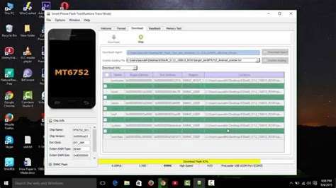 tutorial flash rom lenovo s560 how to restore or unbrick any lenovo smartphone with sp