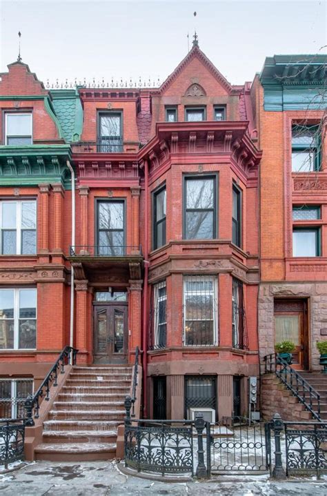 bed stuy brownstone image gallery townhouse