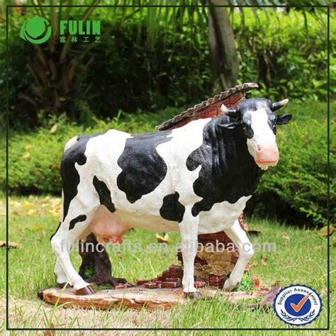 backyard dairy cow resina jard 237 n decoraci 243 n yard animal vaca lechera para