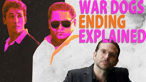 the real war dogs war dogs ending explained the real story war dogs