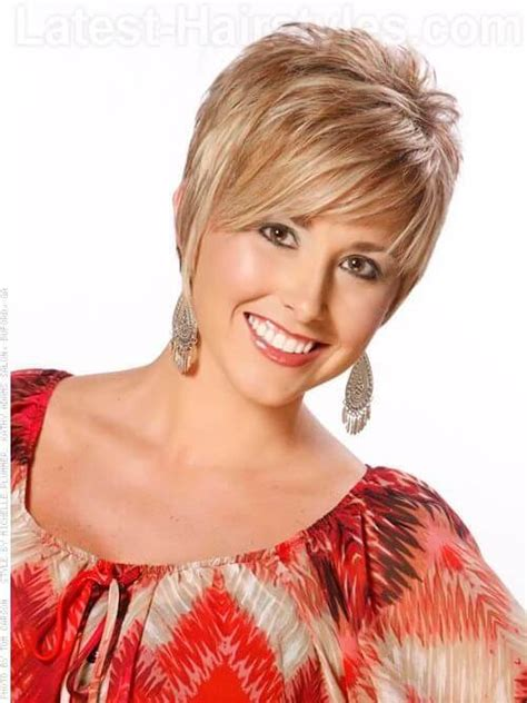 Short Wispy Haircuts For Older Women | 30 absolutely perfect short hairstyles for older women
