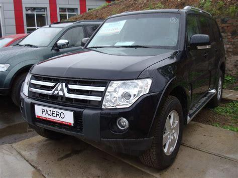 mitsubishi pajero 2008 2008 mitsubishi pajero pictures car directory car pictures