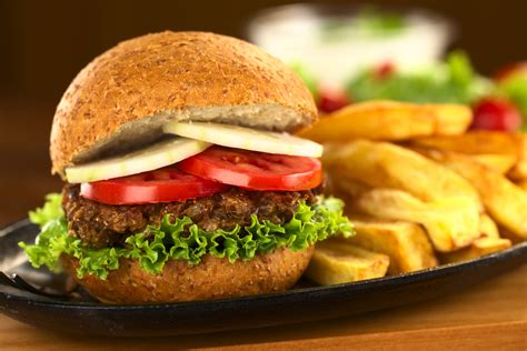 Veggie Burgers Recipe ? Dishmaps
