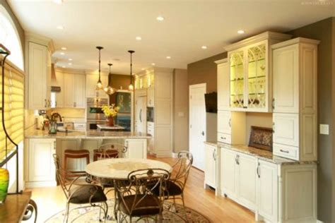 Custom Made Kitchen Cabinets in Chester Springs, Pennsylvania