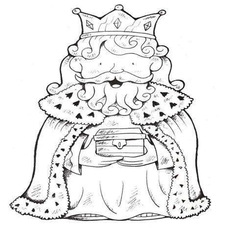 Para Colorear Dibujos De Reyes Magos   Colorear.website