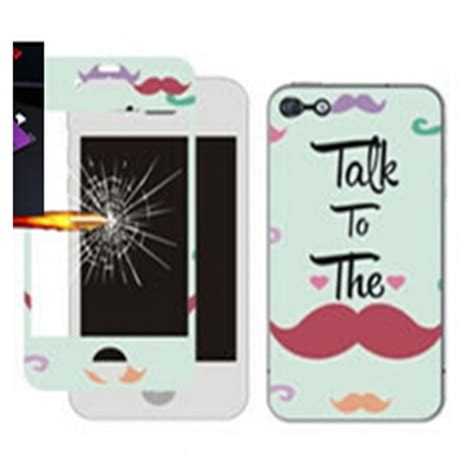 Tempered Glass And Painted Phone For Iphone 5 tempered glass and painted phone for iphone 6 004 jakartanotebook