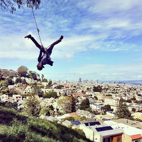 rope swing san francisco how to truly enjoy billy goat hill 171 mission mission