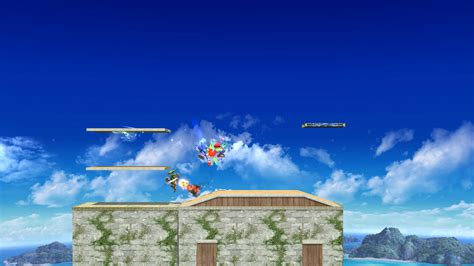 Blueprints Maker smash wii u what custom stages have you created