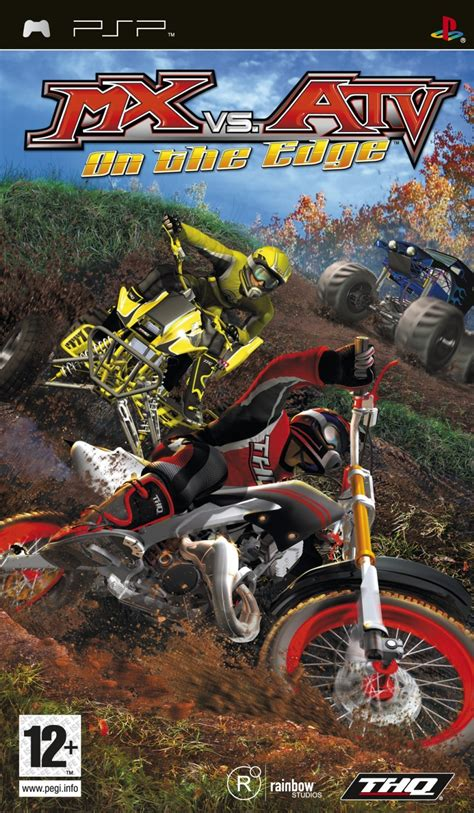 atv motocross videos mx vs atv on the edge jeu psp images vid 233 os
