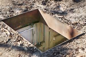 hints on building an underground container shelter in your