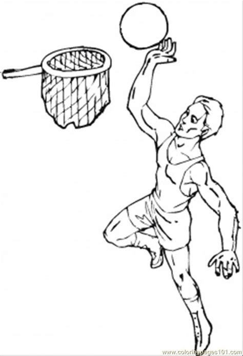 hard basketball coloring pages printable basketball coloring pages coloring home