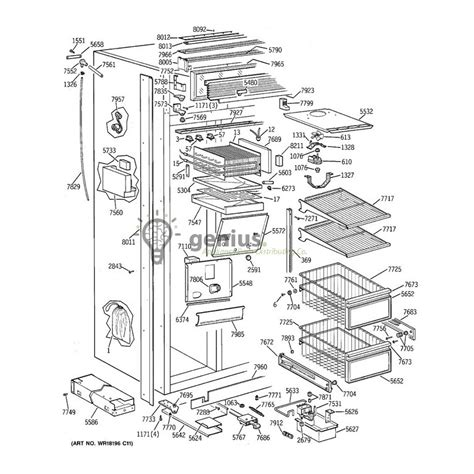 haier refrigerator parts diagram haier refrigerator parts diagram imageresizertool