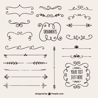 free wedding fonts and borders ornament vectors 48 500 free files in ai eps format