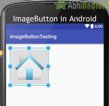 Android Imagebutton Layout Width | imagebutton tutorial with exle in android studio