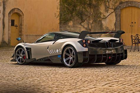Pagani Huayra Horsepower by The New Pagani Huayra Bc Is A 750 Hp Thank You Note
