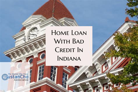 home loan with bad credit in indiana with no overlays