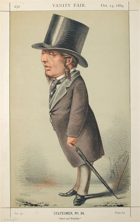 Vanity Fair Caricatures by Acton Smee Ayrton
