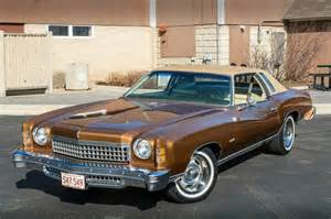 1974 monte carlo still as curvaceous and cozy as
