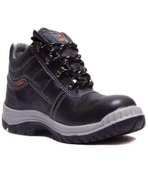 R A Shoes Leather buy hillson mirage leather safety shoe at low price