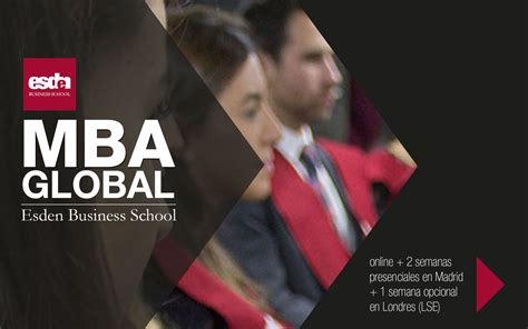 Mba Global Business by Mba Global Esden Business School
