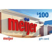 Meijer Healthy Living Gift Card - meijer com