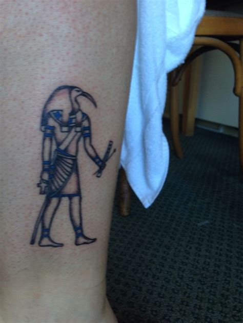 thoth tattoo 14 best stuff images on ancient