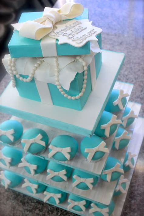 Bridal Shower Cakes by Bridal Shower Cakes Patisserie Tillemont