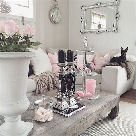 White And Grey Interior by 9 Gorgeous White Grey And Pink Interiors That Make You