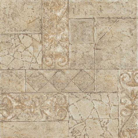 Peel And Stick Ceiling Tiles by Shop Armstrong Terraza 1 12 In X 12 In Toledo Peel