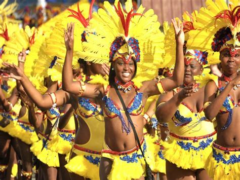 Festivals and Events in Tobago, Tobago, Caribbean   Tropical Sky