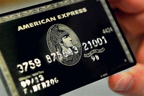 American Express Business Black Card amex black card how to get the centurion card