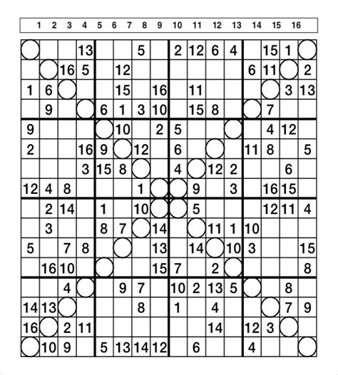 printable letter sudoku puzzles prinable sudoku templates 15 free word pdf documents