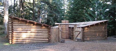 Tiny House Plans Free by Fort Clatsop Fortwiki Historic U S And Canadian Forts