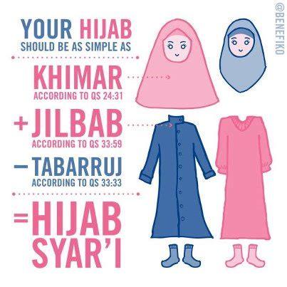 Kerudung Jilbab Islami Khimar Ainun zily s daily bedanya jilbab khimar kerudung