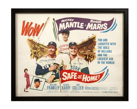 Safe At Home by Safe At Home 1962