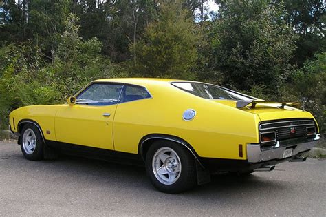 ford falcon xa gt rpo83 hardtop classic cars