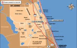 flagler county florida zip code map