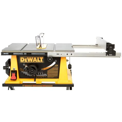 Dewalt Table Saw by Review Dewalt Dw744x Table Saw 10 Quot With 24 1 2 Quot Max Rip