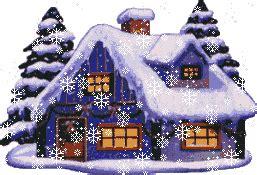 imagenes de navidad gif png im 225 genes animadas de casas gifs de navidad gt casas