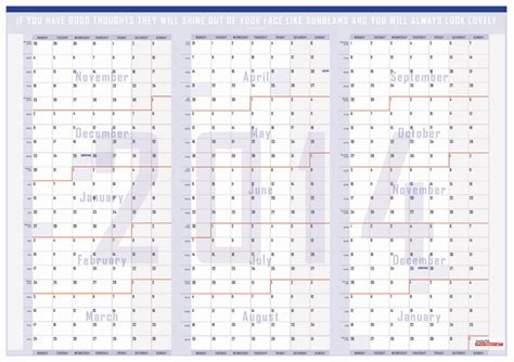 shiny happy 2014 wall calendar printable shiny happy