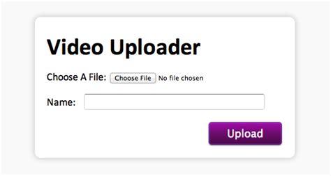 node js tutorial tutsplus how to create a resumable video uploader in node js