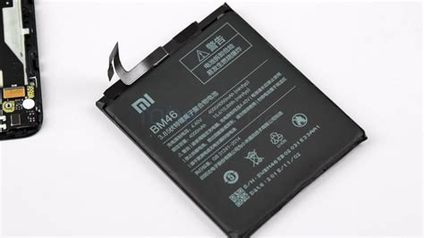Xiaomi Mi Note Battery 3010mah Bm34 Battery Baterai Limited xiaomi redmi note 3 teardown