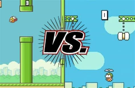 flappy bird swing copters flappy bird vs swing copters for popularity product
