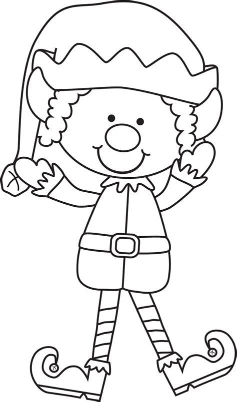 elf head coloring pages elf head cliparts free download clip art free clip art